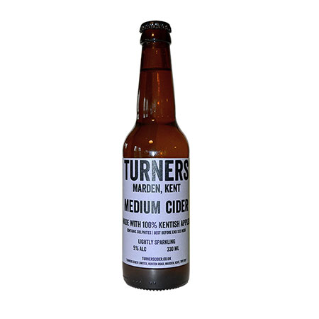 Description Style: Cider – Medium ABV: 5% Alc. Container: Bottles (24 bottles) Size: 330ml Attributes: Gluten Free, Unfiltered, Unfined, Vegan, Vegetarian Allergens: Sulphites
