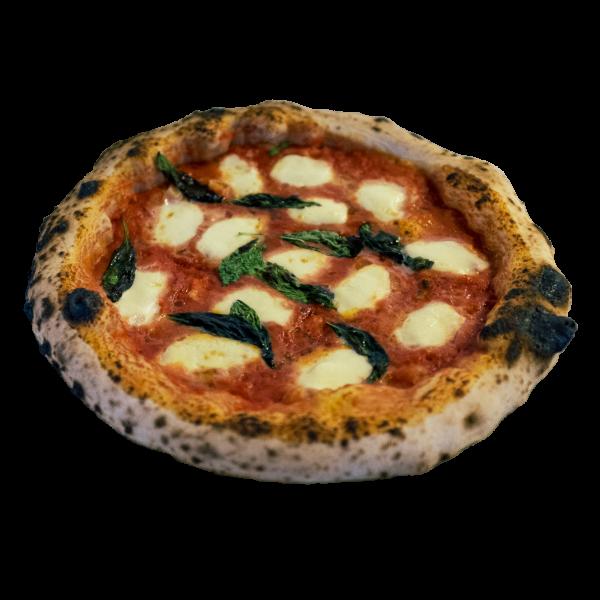Margherita Ralph's sourdough pizza