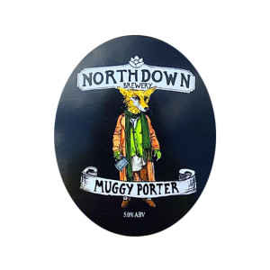 Muggy Porter, Northdown Brewery