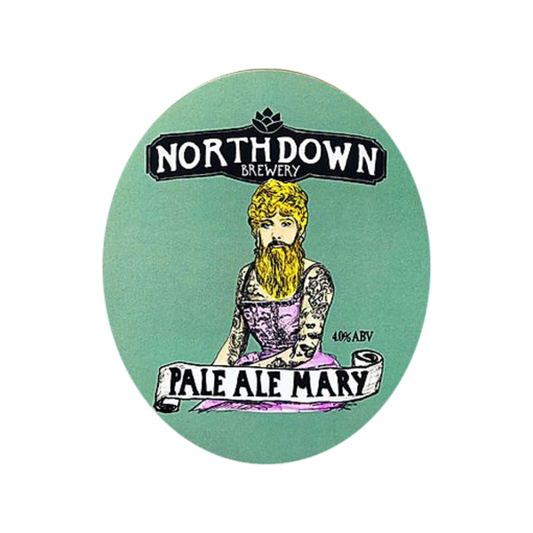 Northdown brewery Ralph's sourdough pizza