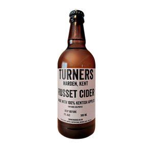 Turners RUSSET-CIDER