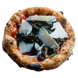 Ralph's Margate Sourdough Pizza Cavolo Nero
