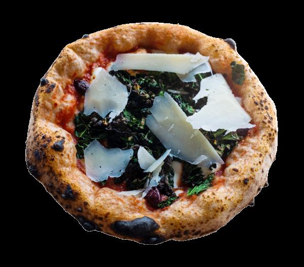 Ralph's Margate Sourdough Pizza Cavolo Nero