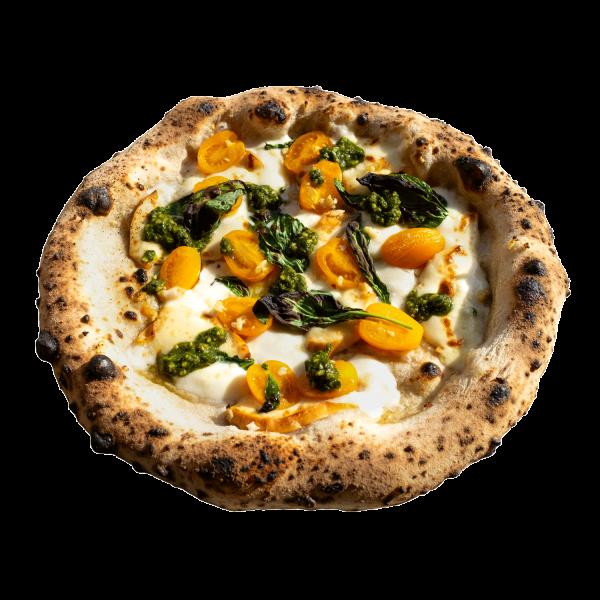 Ralph's Margate Sourdough Pizza Fontina & Artichoke
