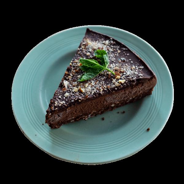 Ralph's Chocolate cheesecake. Food by Wild