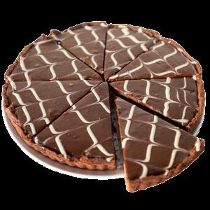 Salted caramel tart Modern Provider Ralph's Margate