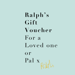 Ralph's Margate Gift Voucher Sourdough Pizza
